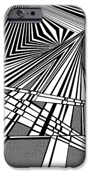 Virtual iPhone Cases - Deadwood iPhone Case by Douglas Christian Larsen