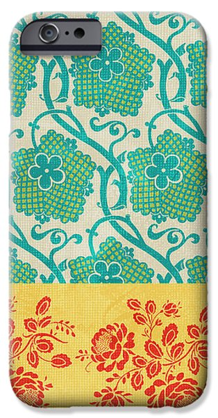 Deco Flowers iPhone Case by JQ Licensing