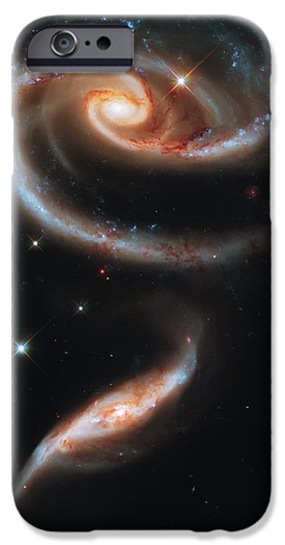 Deep Space Galaxy iPhone Case by The  Vault - Jennifer Rondinelli Reilly