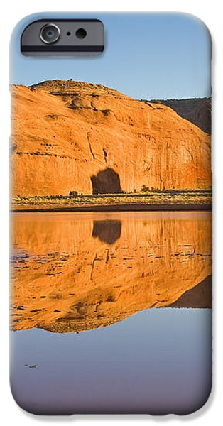 Desert Pools iPhone Case by Mike  Dawson