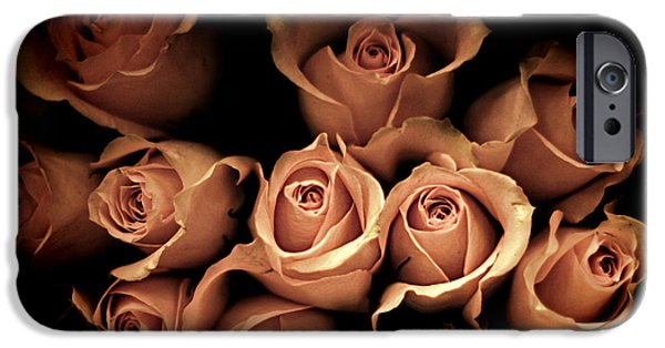 Rose iPhone Cases - Desire iPhone Case by Amy Tyler