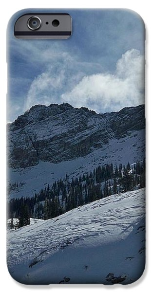 Devils Castle Morning Light iPhone Case by Michael Cuozzo