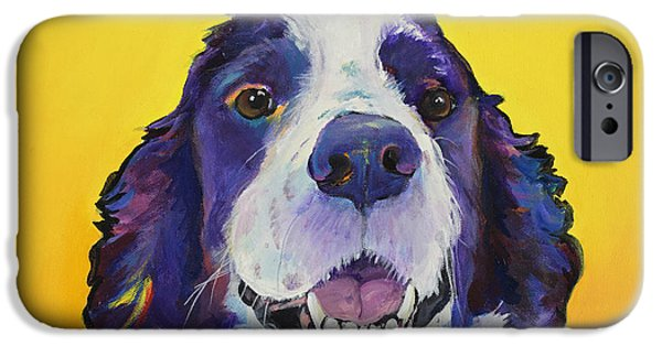 Northern Colorado iPhone Cases - Dolly iPhone Case by Pat Saunders-White