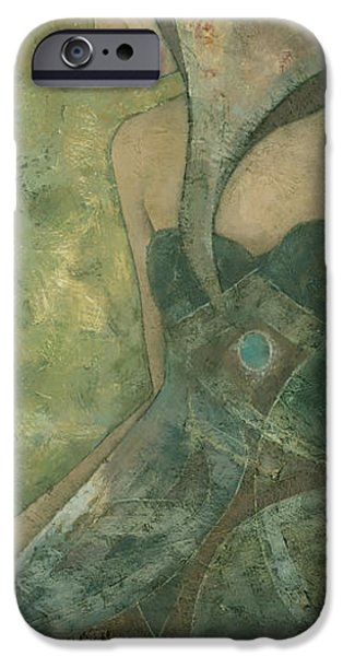 Texture iPhone Cases - Dolores iPhone Case by Steve Mitchell
