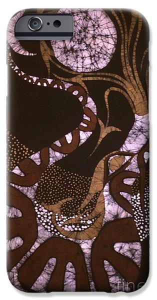 Dragon Breathing Arrows iPhone Case by Carol Law Conklin