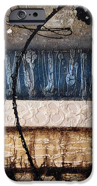 Original Reliefs iPhone Cases - Dragonfly 2 iPhone Case by Jill English