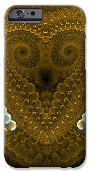 Dragonheart iPhone Case by Sandra Bauser Digital Art