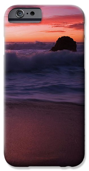Dramatic Serenity iPhone Case by Wayne Stadler