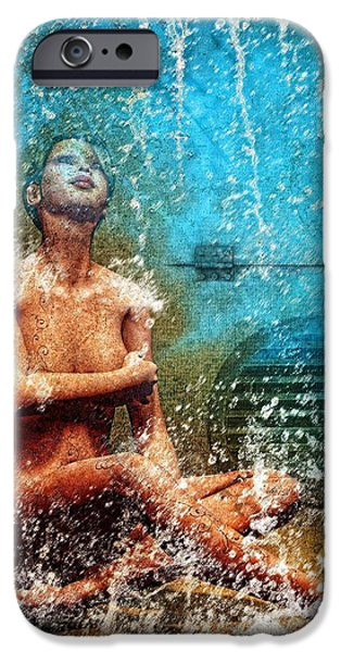 Dream of Water iPhone Case by Bob Orsillo
