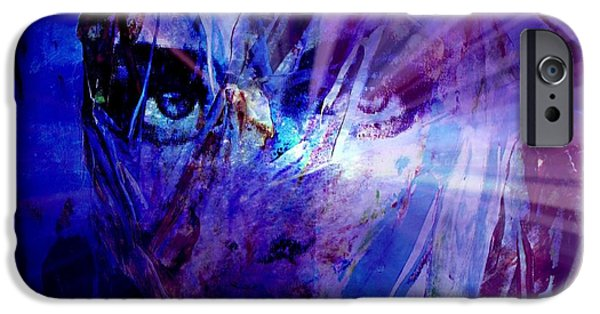 Abstract Seascape iPhone Cases - Dream Traveler iPhone Case by Richard Ray