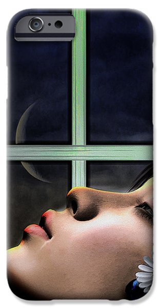 Dreams are made of iPhone Case by Bob Orsillo