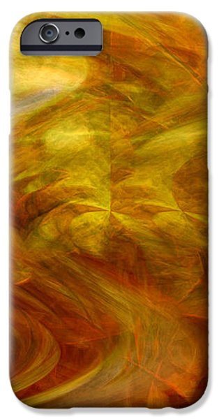Dreamstate iPhone Case by Linda Sannuti