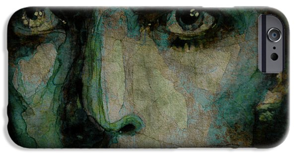 Glam Rock iPhone Cases - Drive In Saturday@ 2 iPhone Case by Paul Lovering