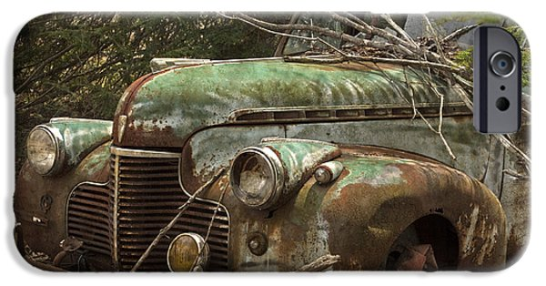 Dirty iPhone Cases - Driving Under The Influence iPhone Case by John Stephens