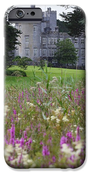 Dromoland Castle  ireland iPhone Case by Pierre Leclerc Photography