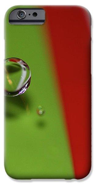 Drop Me Off Here iPhone Case by Rebecca Cozart