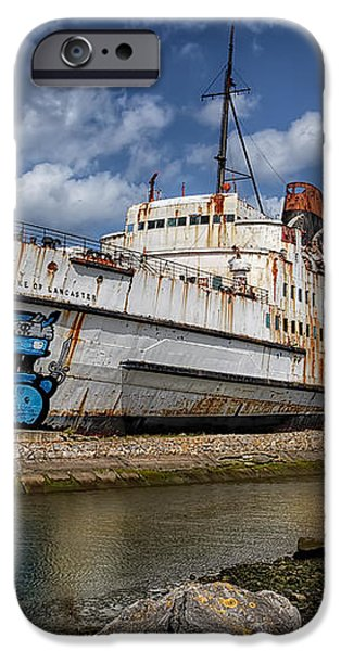 Duke of Lancaster  iPhone Case by Adrian Evans