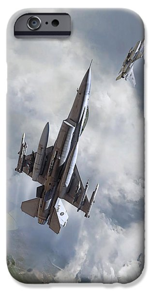 Wwi iPhone Cases - Dutch Delight iPhone Case by Peter Van Stigt