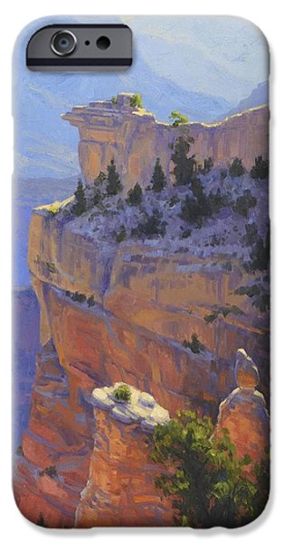 Recently Sold -  - Grand Canyon iPhone Cases - Early Morning Light iPhone Case by Cody DeLong