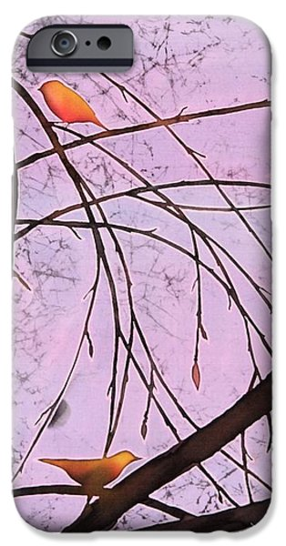 Early Spring 2 iPhone Case by Carolyn Doe