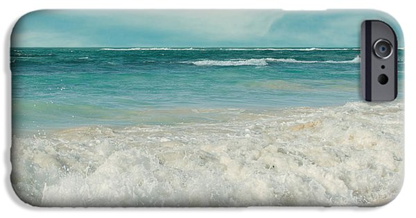 Beloved iPhone Cases - Earths Dreams iPhone Case by Sharon Mau