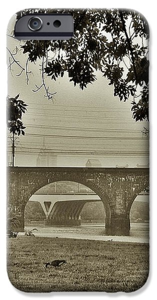 East River Drive - Philadelphia iPhone Case by Bill Cannon