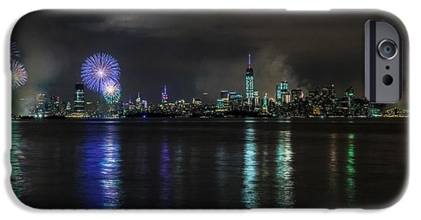4th July Photographs iPhone Cases - East to West River iPhone Case by Jed Smith