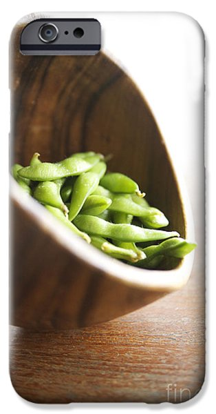 Edamame iPhone Case by Kicka Witte - Printscapes