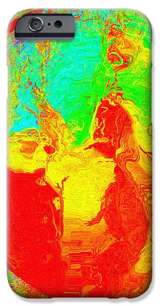 Efflorescence iPhone Case by Charmaine Zoe
