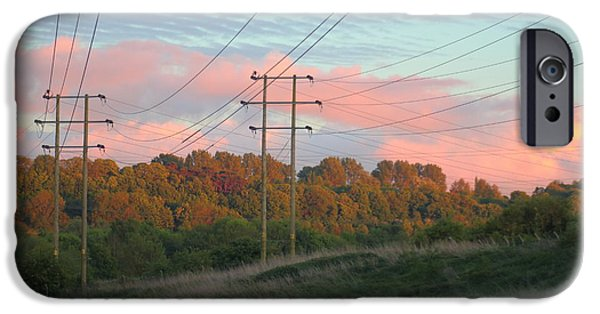 Power iPhone Cases - Electricity And Power iPhone Case by Rumyana Whitcher