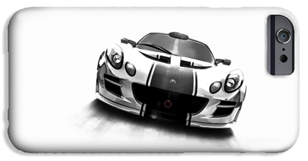 Automotive iPhone Cases - Elise iPhone Case by Douglas Pittman