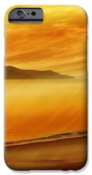 Elixir of Life iPhone Case by Holly Kempe
