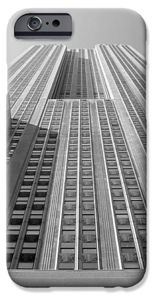 Empire State Building iPhone Case by Mike McGlothlen