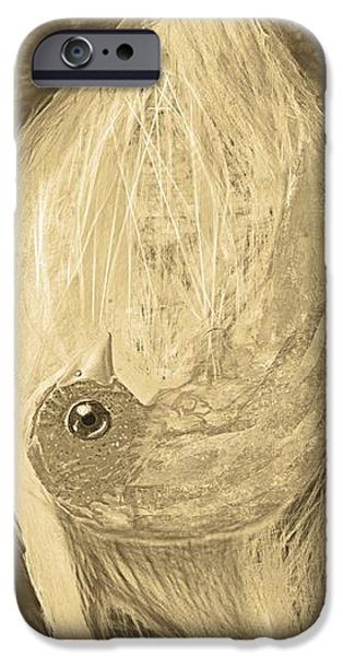 Buildings Mixed Media iPhone Cases - Engineering Skills of Building A Nest. iPhone Case by Emmanuel Sebastian