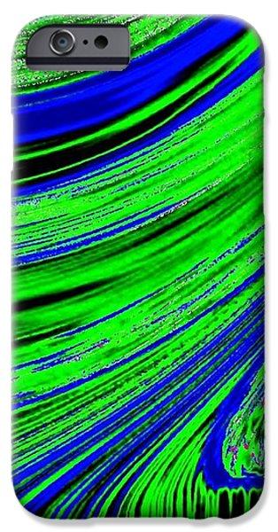 Environmental Ebb iPhone Case by Will Borden