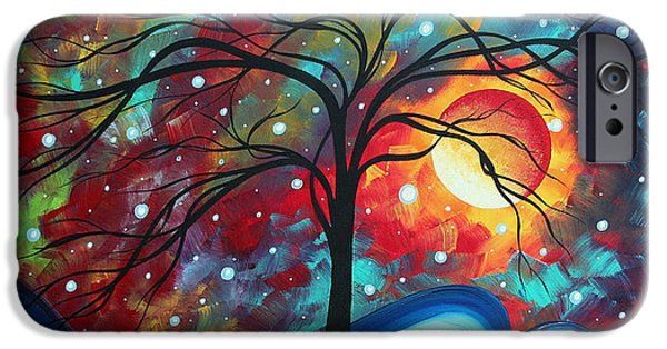 Madart iPhone Cases - Envision the Beauty by MADART iPhone Case by Megan Duncanson