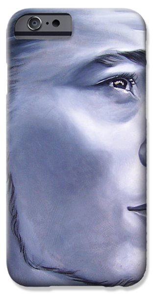 Male iPhone Cases - Ephrain iPhone Case by Laura Pierre-Louis