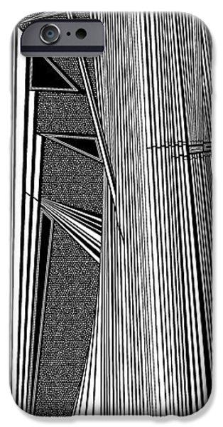 Virtual iPhone Cases - Epocstsav iPhone Case by Douglas Christian Larsen