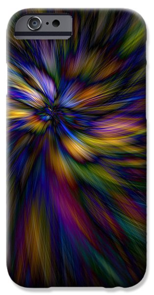 Essence iPhone Case by Lauren Radke