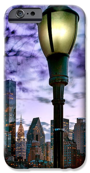 United iPhone Cases - Evening Glow iPhone Case by Az Jackson