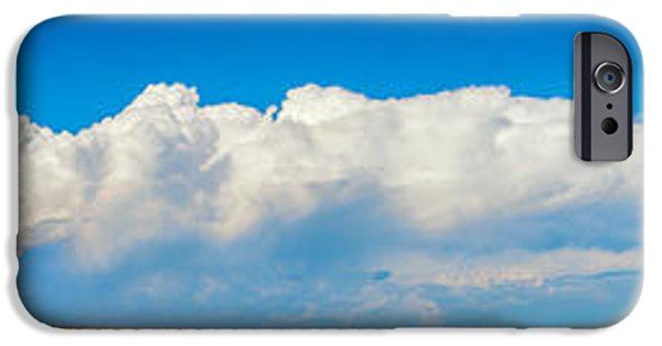 Nebraska iPhone Cases - Exceptional End of July Nebraska Storms 003 iPhone Case by NebraskaSC