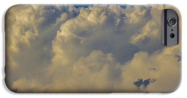 Nebraska iPhone Cases - Exceptional End of July Nebraska Storms 008 iPhone Case by NebraskaSC