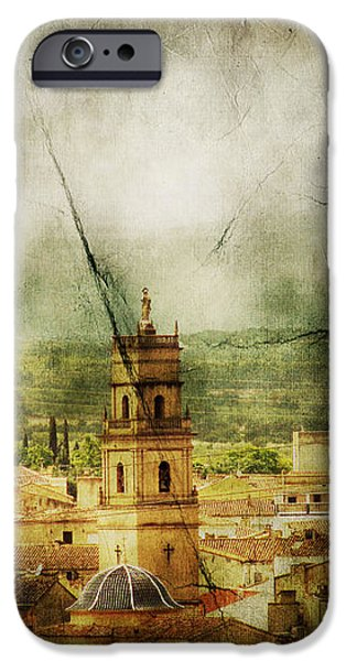 Existent Past iPhone Case by Andrew Paranavitana