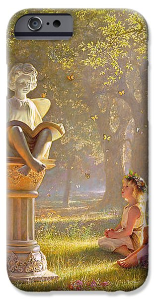 Fairy Tales  iPhone Case by Greg Olsen