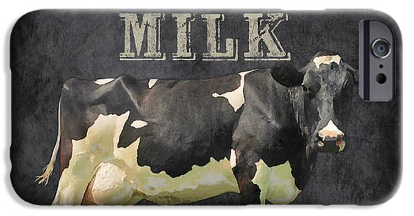 Locally Grown iPhone Cases - Farm Fresh-JP2635 iPhone Case by Jean Plout