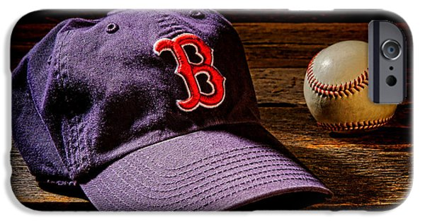 Fenway Park iPhone Cases - Fenway Memories iPhone Case by Olivier Le Queinec