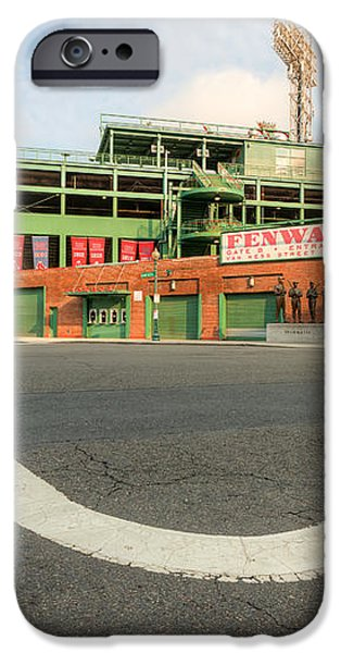 Fenway Park III iPhone Case by Clarence Holmes