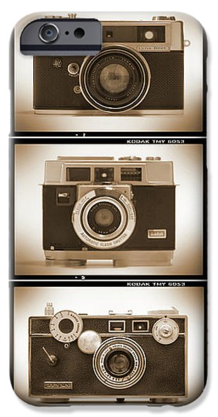 Film Camera Proofs 2 iPhone Case by Mike McGlothlen