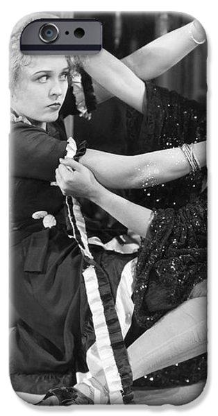 FILM STILL: CHICAGO, 1927 iPhone Case by Granger