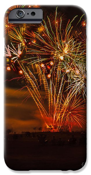 Freedom Party iPhone Cases - Final Display iPhone Case by Robert Bales